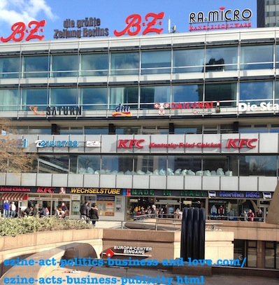 Ezine Acts Business Publicity: Berlin, Germany, Cutting Edge German Businesses.