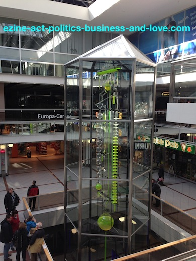 Ezine Acts Discussion Board: Europa Business Center, Berlin, Germany.