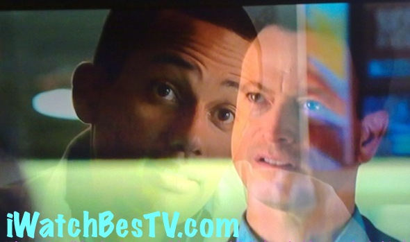 Ezine Acts Freelance Photography: Scenes Swapped in CSI NY. Gary Sinise (Mac Taylor) & Hill Harper (Dr Sheldon Hawkes).