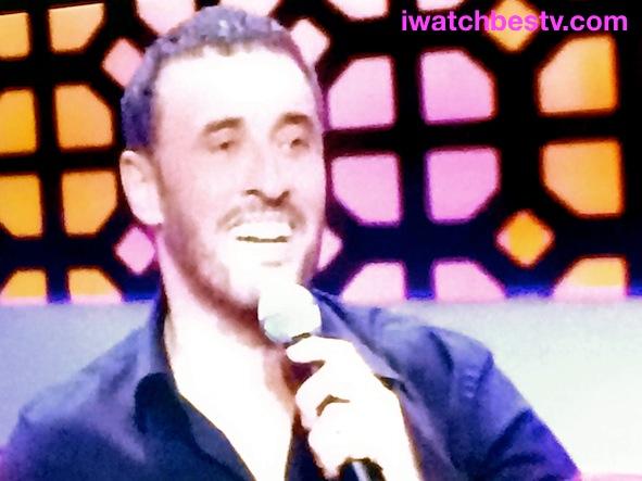 Ezine Acts Photo Gallery: Singer Kazim Al-Sahir, or as also written Kazem Alsaher, Kasem Alsaher and Kadem Alsaher.