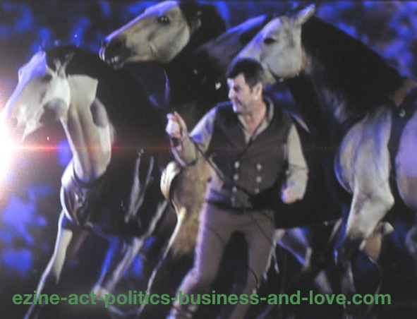 Ezine Acts Video Converter: Dancing with Horses.