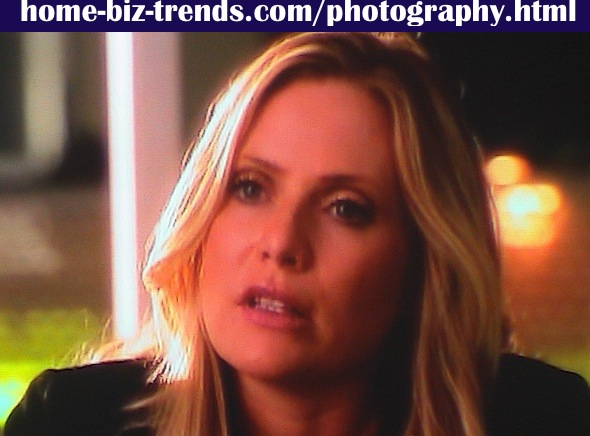 home-biz-trends.com/photography.html - Photography: Emily Mallory Procter playing a fantastic role, as detective Calleigh Duquesne in Criminal Scene Investigation, CSI Miami TV Series.