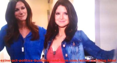 Nora Tate (Jama Williamson) Worked Hard, as Single Mom to Raise her Talented Girl Loren Tate (Brittany Underwood) in Hollywood Heights.