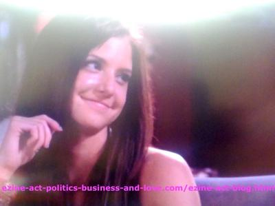 Loren Tate (Brittany Underwood) Enjoyed her Love, Passion and Fame in Hollywood Heights.