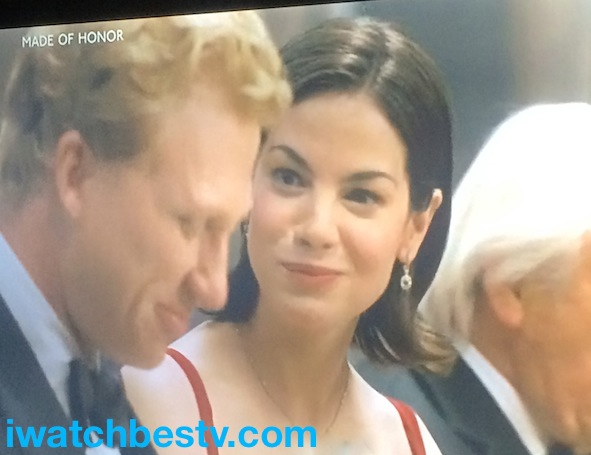 How to Convert Traffic into Sales from Images: Made of Honor: Michelle Monaghan, Kevin McKidd.