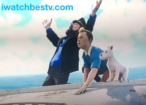 How to Convert Traffic into Sales from Photos: Tintin, Captain Haddock and Miluo / Snowy.