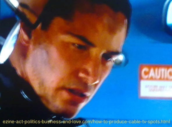 How to Produce Cable TV Spots: Keanu Reeves in Speed.