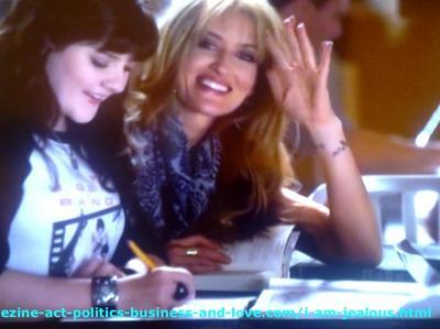 Mom's Love in the TV Series, Californication.