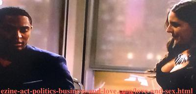 Jake Madsen (Brandon Bell) telling Kelly (Yara Martinez) that he'll find love and other clients when his wife Traci Madsen (Shannon Kane) left him at the same time he lost his client the rock star Eddie Duran (Cody Longo)
