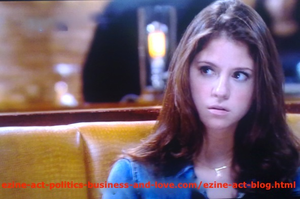 Loren Tate (Brittany Underwood) in Hollywood Heights