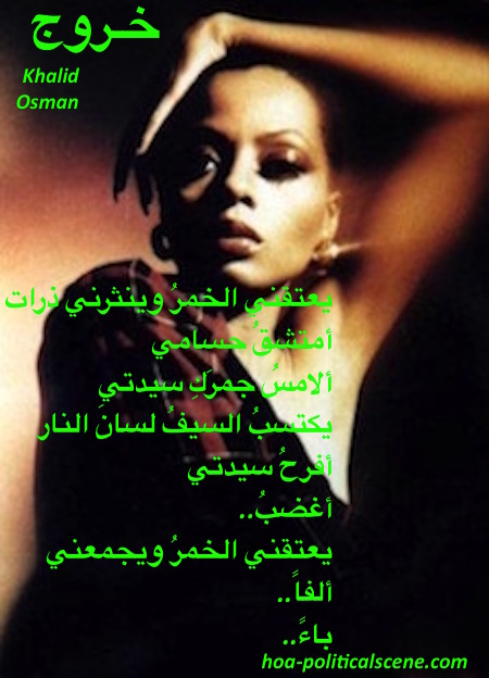 home-biz-trends.com - Love and Romance: in the poetry Exodus by poet and journalist Khalid Mohammed Osman on Diana Ross.