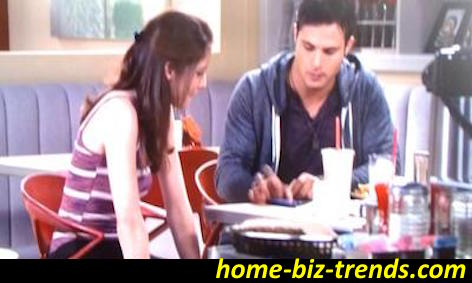 home-biz-trends.com/love-consulting-requests.html - Love Consulting Requests: Real love in Hollywood Heights Marathon getting Loren Tate (Brittany Underwood) and Eddie Duran (Cody Longo) together