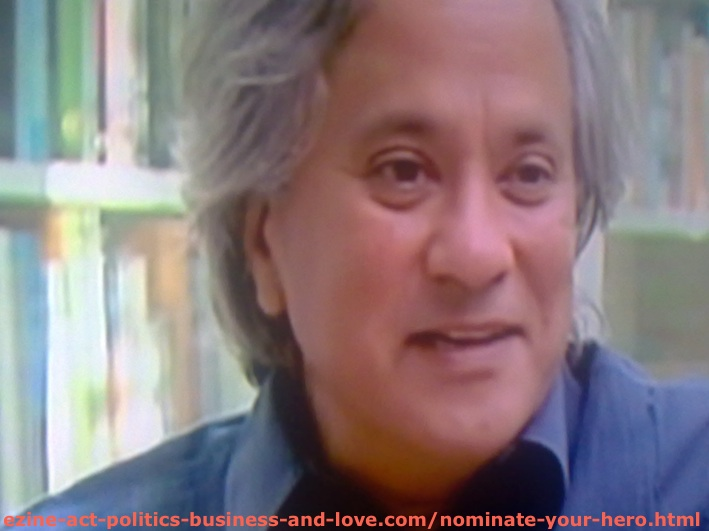 Nominate Your HERO: Anish Kapoor is Great Architectural and Sculptural Projects Achiever
