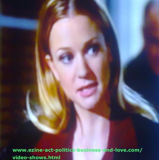 Pictures for Your Website, A J Cook, Jennifer Jareau (JJ) in Criminal Minds