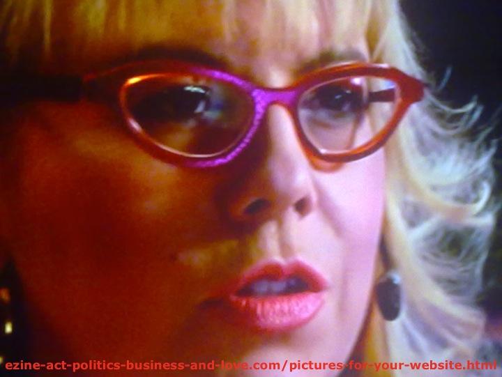 Pictures for Your Website, Kristen Vangsness, Penelope Garcia, Criminal Minds