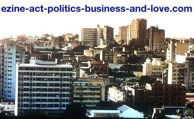 Second Section of the Comments: The Center of the Architecture Business in Maputo, Mozambique.