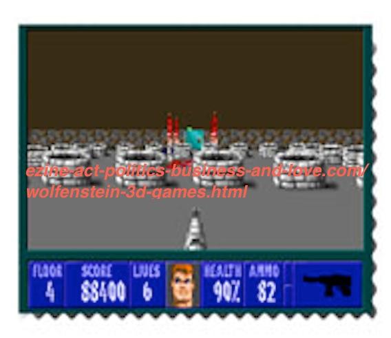 Wolfenstein 3D Games, Spear of Destiny