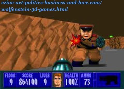 Best Wolfenstein 3d games